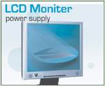 LCD Monitor Power Supply by LCDPayless.com