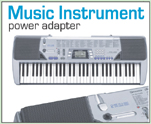 Music Instruments Power Adapters by LCDPayLess.com